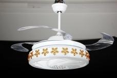 Quạt trần đèn Royal HG- 915WH
