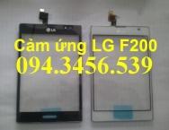Cảm ứng LG F200, cảm ứng LG vu 2