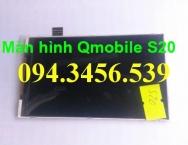 màn hình qmobile S20, lcd q-mobile S20, sửa qmobile S20
