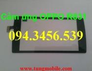Cảm ứng OPPO R831, touch oppo r831