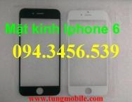 Kính Iphone 6, mặt kính iphone 6, mặt kính cảm ứng Iphone 6, sửa Iphone 6, chạy phần mềm iphone 6