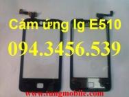 Cảm ứng LG E510, touch lg E510, mặt kính cảm ứng lg e510, thay màn hình cảm ứng lg E510