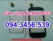 Cảm ứng Alcatel 4033, touch alcatel 4033, cảm ứng Alcatel one touch 4033D, cảm ứng Alcatel One Touch