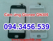 Cảm ứng Gionee GN305, touch Gionee GN305, thay mặt kính cảm ứng Gionee GN305, thay mặt cảm ứng Gione