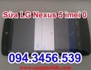 Sửa LG D820 imei 0, sửa lg D820 imei null, sửa lg Nexus 5 imei 0, sửa LG Nexus 5 lỗi imei, sửa lg