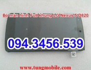 Bộ màn hình LG Nexus 5, bộ màn hình cảm ứng LG Nexus 5, bộ màn hình liền cảm ứng lg nexus 5