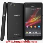 Up rom Sony C1905 lấy ngay, up firmware C1905, chạy phần mềm sony C1905 Xperia M, unlock sony C1905