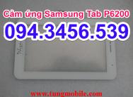 Cảm ứng samsung p6200, cảm ứng máy tính bảng samsung p6200,touch samsung p6200, cảm ứng samsung Tab