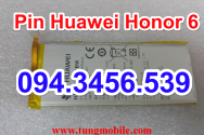 Pin Huawei Honor 6, pin Honor 6, thay pin Honor 6, sửa Huawei Honor 6, up rom huawei 6