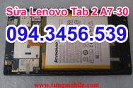 Up rom Lenovo tab A7-30, up firmware lenovo A7-30, màn hình máy tính bảng Lenovo A7-30