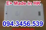 Up rom E+ Made in HK, up firmware e+ made in hk, mở mã bảo vệ máy tính bảng e+ made in hk