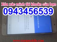Mở xác minh tài khoản của bạn Samsung SM-G610F, remove frp sm-g610f, bypass google account Samsung