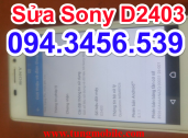 Up rom sony Xperia D2403, up firmware sony Xperia D2403, chạy phần mềm sony Xperia D2403