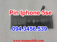 Pin IPHONE 5SE, thay pin 5se, sửa iphone 5se, up rom iphone 5se, chạy phần mềm iphone 5se