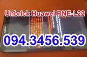 Xóa xác minh tài khoản Huawei RNE-L22, up rom Huawei RNE-L22, bypass Huawei RNE-L22, xóa mật khẩu