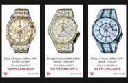 Nên mua đồng hồ nam hãng nào, Casio, OP hay Orient?