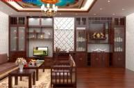 Thiết kế phòng khách chung cư Erowindow
