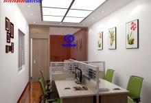 Thiết kế nội thất văn phòng tại Quan Nhân Hà Nội