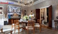 Bàn ghế phòng khách cổ điển PKCD001