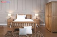 Giường ngủ gỗ GNH014