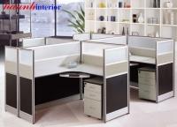 Vách ngăn văn phòng VNP006