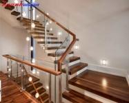 Cầu thang gỗ CTG004