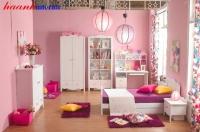 Phòng ngủ bé gái PTE012