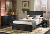 Giường ngủ tân cổ GNC010