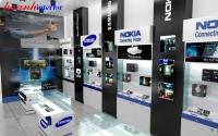 Showroom điện thoại SRM005