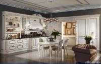 Tủ bếp tân cổ điển bền  đẹp và chất lượng BTCD001