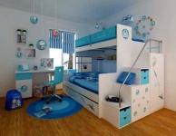 Nội thất phòng trẻ em PTE013