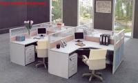 Nội thất vách ngăn văn phòng VNG005