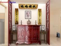 Tủ thờ giả cổ TTC012
