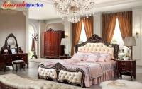 Phòng ngủ tân cổ điên GNC015