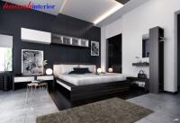 Phòng ngủ hiện đại BPN016