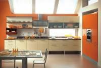 Tủ bếp gỗ công nghiệp BCN011
