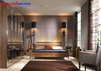 Phòng ngủ gỗ công nghiệp hiện đại BPN 018