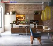 Tủ bếp hiện đại BCN 012