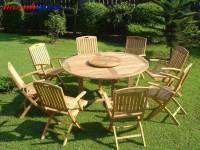Bàn ghế sân vườn GNT008
