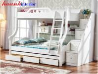 Giường tầng cho bé GTE018