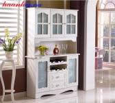 Tủ bầy phòng bếp phong cách châu âu BTCD002