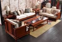 Sofa gỗ phòng khách chất lượng SFG 029