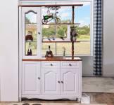 Tủ ngăn phòng khách gỗ công nghiệp chất lượng.TPK 033