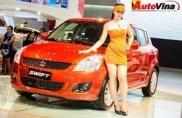 Suzuki tiếp tục đặt niềm tin về xe cỡ nhỏ chất lượng tốt