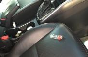 Những đồ vật tuyệt đối không được để trên ôtô khi trời nóng