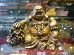 Tượng Phật Di Lặc Bằng Đồng  - DL55