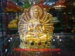 Tượng Phật Quan Âm Nghìn Mắt Nghìn Tay Mạ Vàng- MSP6836