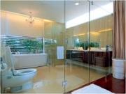 Vách tắm kính 3 tấm