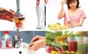 Làm món sinh tố hoa quả ngon tuyệt thật dễ ???