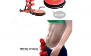 Máy tập cơ bụng hiệu quả tốt nhất với 30 phút tập.